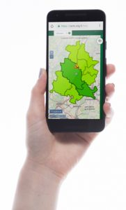 SiiG : vMap sur mobile