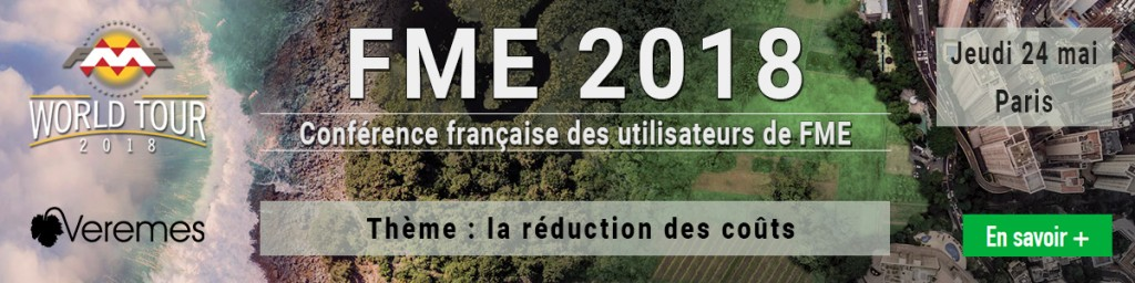 FME World Tour 2018 : rendez-vous le 24 mai, à Paris
